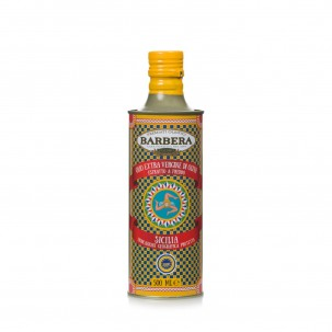 'Carretto' Sicilia IGP Extra Virgin Olive Oil in Tin Bottle 16.9 oz