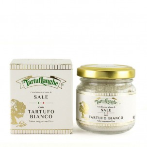 Grey Salt with White Truffle 30gr