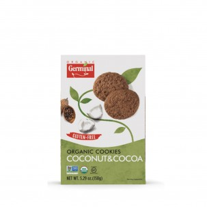 Organic Coconut and Chocolate Cookies