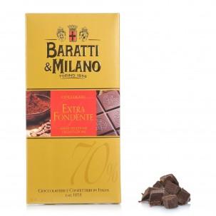 Extra Dark Chocolate Bar 2.6 oz