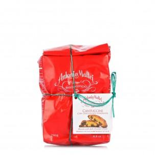 Dark Chocolate Biscotti di Prato Cookies 8.8 oz
