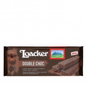 Classic Double Chocolate Wafers 6.17 oz