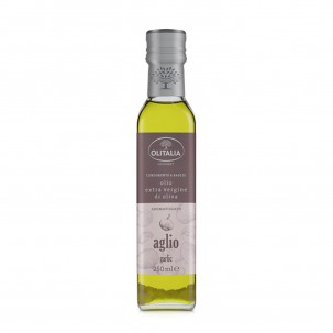 Extra Virgin Garlic Olive Oil 8.4oz