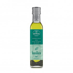 Basil Infused Extra Virgin Olive Oil 8.4 oz