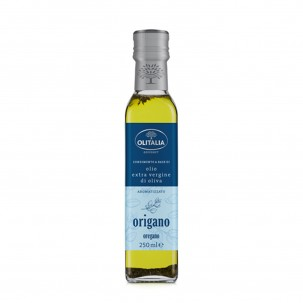 Oregano Infused Extra Virgin Olive Oil 8.4 oz