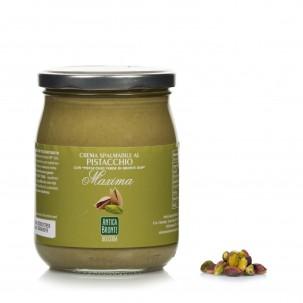 Bronte DOP Pistachio Cream 21.6 oz - Antica Bronte Dolceria | Eataly.comBronte DOP Pistachio Cream 21.6 oz - Antica Bronte Dolceria | Eataly.com
