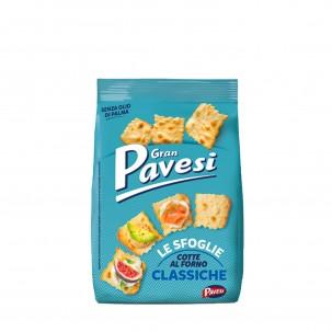 Le Sfoglie Gran Pavesi Classic Crackers