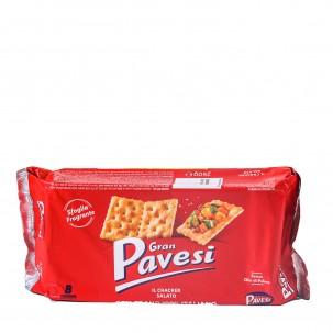 Gran Pavesi Salted Crackers 8.8 oz