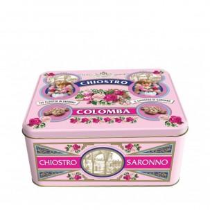 Colomba in Tin 26.4 oz - Chiostro di Saronno | Eataly.com