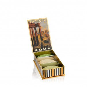 'Roma' Soap Bars - Set of 3