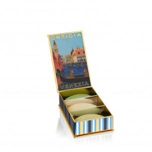 'Venezia' Soap Bars - Set of 3