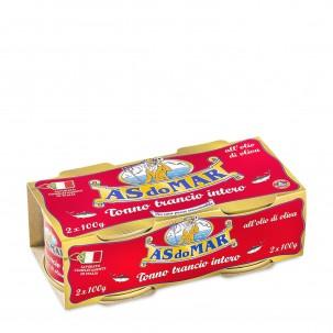 Solid Tuna in Olive Oil - 2 Tins 7.05 oz