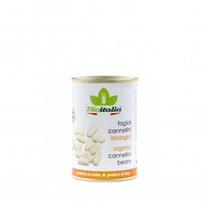 Organic Cannellini Beans 14 oz