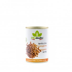 Organic Lentils 14 oz