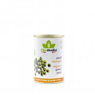 Organic Green Peas 14 oz