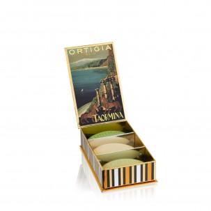 'Taormina' Soap Bars - Set of 3