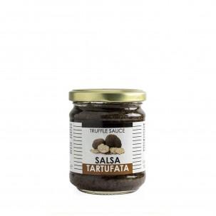 Black Tartufata Truffle Sauce 6.35 oz - Tartuflanghe