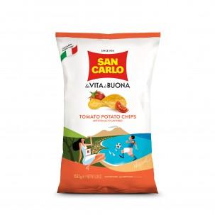Tomato Flavored Potato Chips 6.3 oz