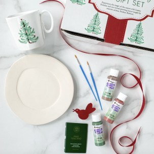 Lastra DIY Holiday Gift Set