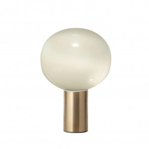 Laguna 16 Bronze Table Lamp - Artemide | Eataly.com
