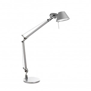 Tolomeo Mini Aluminium LED Table Lamp - Artemide | Eataly.com