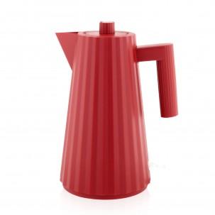Plissé - Red Electric Water Kettle