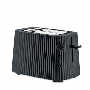 Plissé - Black Toaster