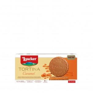 Gran Pasticceria Tortina Caramel 4.4 oz - Loacker | Eataly.com