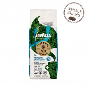 Organic ¡Tierra! Amazonia Whole Beans 10.5 oz - Lavazza | Eataly.com