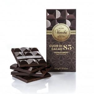 Cuor Cocoa Chocolate Bar 85% 3.5 oz