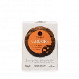 Cookies with Dark Chocolate 4 oz