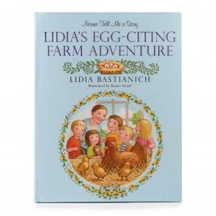 Nonna Tell Me a Story : Lidia's Egg-Citing Farm Adventure
