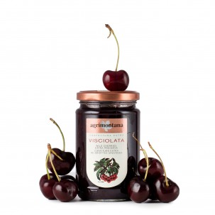 Wild Cherry Preserves - Extra 12.3 oz