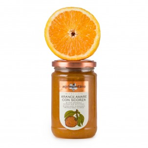 Orange Marmalade with Peel 12.3 oz