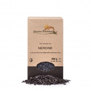 Nerone Black Rice 17.6 oz
