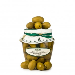 Bella Cerignola Olives 18.34 oz