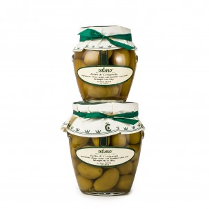 Bella Cerignola Olives 7.5 oz