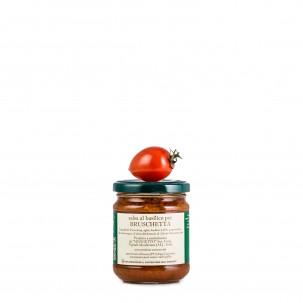 Basil Bruschetta Sauce 6.3 oz