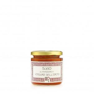 Tomato and Garden Vegetable Sauce 7.05 oz  - La Dispensa di Amerigo
