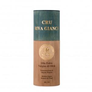 Cru Riva Gianca Riviera Ligure DOP Riviera dei Fiori Extra Virgin Olive Oil 8.5 oz