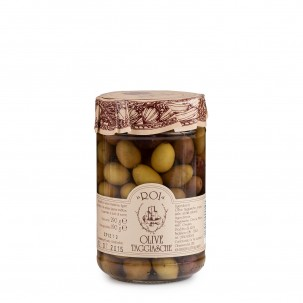 Taggiasca Olives in Brine 6.7 oz