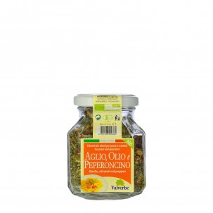 Garlic and Red Pepper Herb Mix 3.5 oz