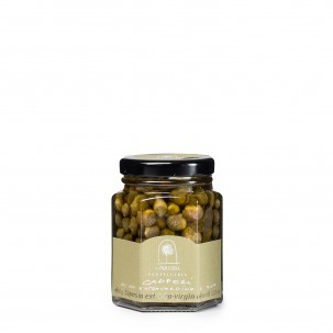 Capers in Olive Oil 3.9 oz