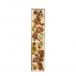 White Chocolate Bar with Nuts and Candied Fruit 4.23 oz