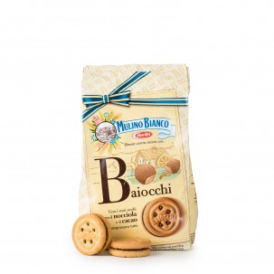 Baiocchi Chocolate Hazelnut Cookies 8.8 oz