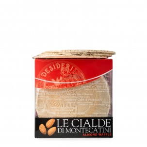 Montecatini Almond Wafers 9.5 oz