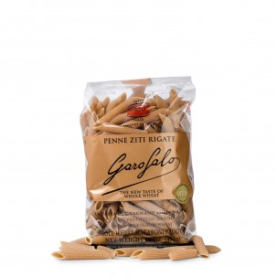 Whole Wheat Penne Rigate 16 oz