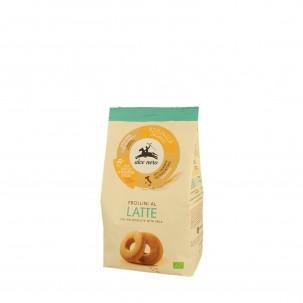 Milk Shortbread Cookies
