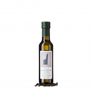 Black Pepper Infused Extra Virgin Olive Oil 8.5 oz