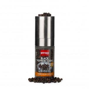 Whole Black Peppercorn Grinder 1.5 oz